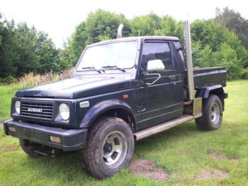 Suzuki SJ PickUp