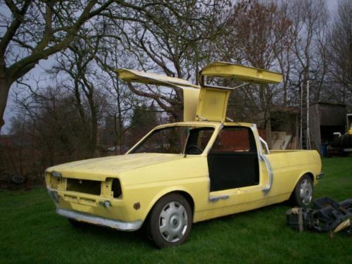 Ford Fiesta PickUp